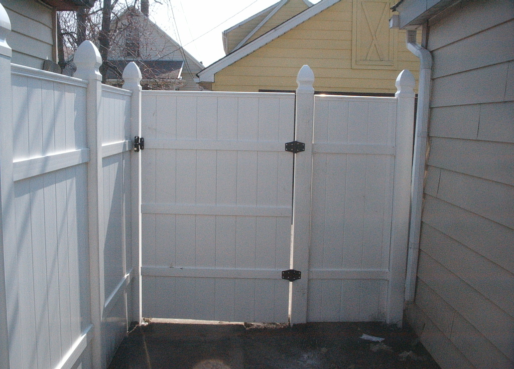 Home Depot 49 Vinyl Fence Fences